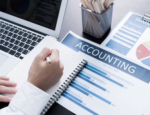 Accounting of business
